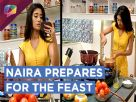 Naira And Suvarna Prepare For The Pooja In Goenka House | Yeh Rishta Kya Kehlata Hai | Star Plus Video