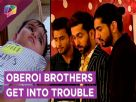 Oberoi Brothers Get A BABY As A Parcel | The Girls Turn DETECTIVES | Ishqbaaaz Video