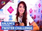 Anjum Fakih Aka Shrishti Takes Up Our Twister Challenge | Kundali Bhagya | Exclusive Video
