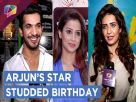 Arjun Bijlani Gets A Birthday Surprise From Wife Neha | Adaa, Mouni, Drashti & More | EXCLUSIVE