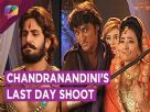 Chandranandini's Last Day Shoot | Bindusaar Helps His Father | Star Plus