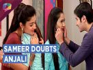 Sameer And Sanjana's Romantic Moment Interrupted | Sasural Simar Ka | Colors Tv