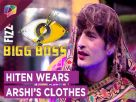 Hiten WEARS Arshi's Dress | Hina ATTACKS VIKAS | Bigg Boss 11 | 13th December | Colors Tv