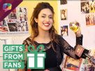 Divyanka Tripathi Dahiya Receives Birthday Gifts From Her Fans | Exclusive