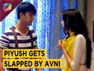 Piyush Gets Slapped By Avni For Misbehaviour | Sasural Simar Ka | Colors Tv