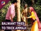 Ammaji Tortures Rantej & His Brothers? | Balwant Tricks Ammaji | Laado 2 | Colors Tv