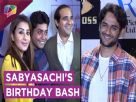 Shilpa Shinde, Vikas Gupta, Puneesh, Bandagi & More Attend Sabyasachi's Birthday Celebration