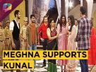 Meghna Supports Kunal That He Did Not Rape|Piya albela
