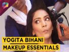 Yogita Bihani Shares Her Makeup Essentials with India Forums|Exclusive