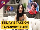 Teejay Sidhu Would Be Upset If Karanvir Follows Dipika Or Others | Exclusive | Bigg Boss 12 55 views