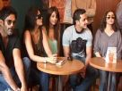 Casts of Tum Milo Toh Sahi meet over a cup of coffee