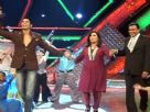 On the sets Dance India Dance Lil Masters