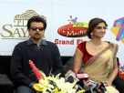 Sonam and Anil Kapoor at DID Little Masters Grand Finale