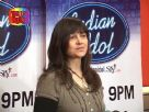 Alisha Chinoy at Indian Idol 4