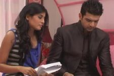 On The Sets of Kitni Mohabbat Hai - 2