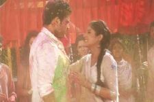 Holi Celebration on Kitani Mohabbat Hai - 2