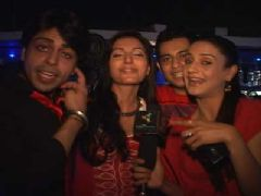 Miley Jab Hum Tum Wrap Up Party