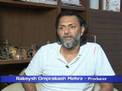 Interview of Rakeysh Omprakash Mehra - Teen Thay Bhai