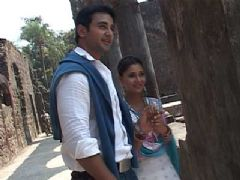 Preet Se Bandhi Ye Dori Ram Milaayi Jodi - On Location