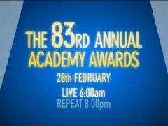 The 83rd Annual Academy Awards - Promo 02