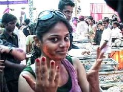 COLORS TV - Holi Party