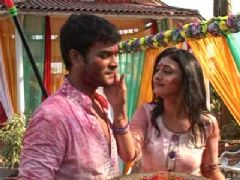 Holi Celebration in Sasural Genda Phool
