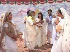 Holi Celebration on Pratigya