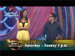Lara and Vinay on Comedy Ka Maha Muquabala (Episode 12)