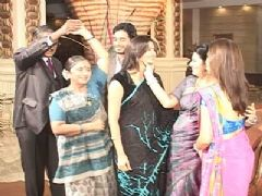 Mother Day's celebration on the set of Mukti Bandhan