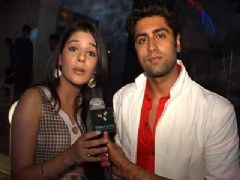 Interview with Monika, Ankit and Pearl at 400 Episodes success party of Pratigya