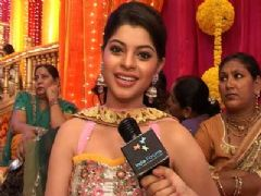 Sneha Wagh at Ratan's Mehendi Ceremony