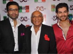 Celebs at Spaghetti restaurant launch