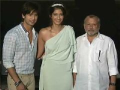 First Look Launch of Mausam