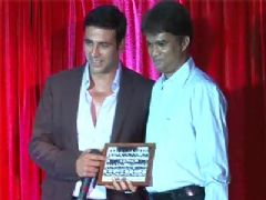 Akshay Kumar at the launch of 'Star Week' magazine