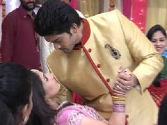 Jassi's wedding ceremony in Sawaare Sabke Sapne - Preeto