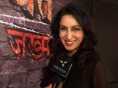 Interview with Tisca Chopra for Sony TV's Prayaschit - Gunahon Ke Zakhm