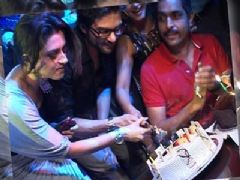 200 Episode Completion Party of Maryaada Lekin Kab Tak?