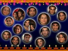Celebs Wish You All A Very Happy Diwali 2011