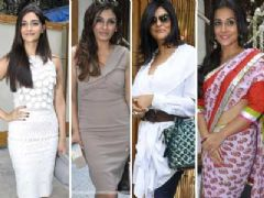 Celebs at Pooja Makhija's clinic NOURISH Launch