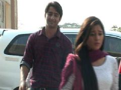 Navya and Anant go for shopping with his Family