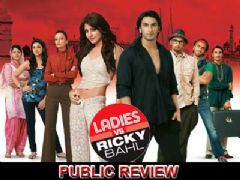 Ladies vs Ricky Bahl - Public Review