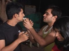 Ravi Dubey Celebrate his Birthday on the Sets of Saas Bina Sasuraal