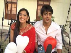 Daksh and Naina celebrate Valentine's Day