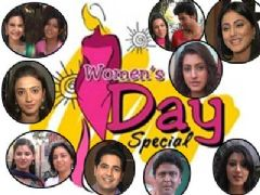 Television Celebs wish You a Happy Women's Day
