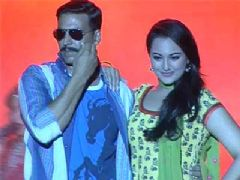 First Look Launch of Rowdy Rathore