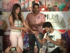 Over the Top promotion of Teri Meri Kahaani
