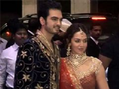Sangeet Ceremony of Esha Deol
