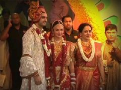 Esha Deol gets married to Bharat