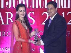 Celebs at Gemfields' and Rio Tinto's Retail Jeweller India Awards 2012