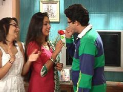 Jeet and Pinky Celebrate their Marriage Anniversary in Parvarrish - Kuchh Khattee Kuchh Meethi